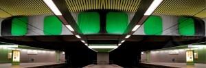 U-Bahn Stationen Stuttgart